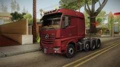 Mercedes-Benz Arocs SLT 4163 8x4 Euro 6 v1 para GTA San Andreas
