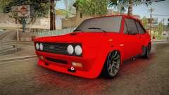 Fiat 131 Abarth para GTA San Andreas