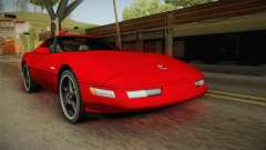Chevrolet Corvette C4 FBI 1996 para GTA San Andreas