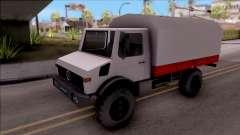 Mercedes-Benz Unimog Vojno Vozilo para GTA San Andreas