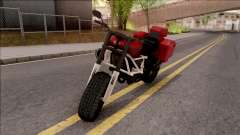 FCR 900 X Adventure para GTA San Andreas