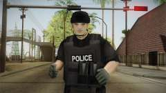 New SWAT Skin para GTA San Andreas