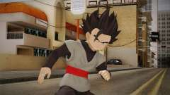 Dragon Ball Xenoverse 2 - Teen Gohan Black para GTA San Andreas