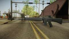 M16 Assault Rifle para GTA San Andreas