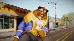 Beauty and the Beast - Beast Formal para GTA San Andreas