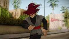 DBX2 - Goku Black SSG v2 para GTA San Andreas