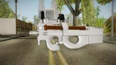 Chrome P90 para GTA San Andreas