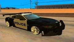 Ford Mustang GT 2015 Police Car para GTA San Andreas