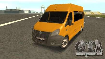 GAS-A65R35 Gacela PRÓXIMO Autobús para GTA San Andreas