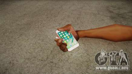iPhone 7 Red Plus Special Edition para GTA San Andreas