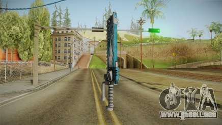 W40K: Deathwatch Chain Sword v5 para GTA San Andreas