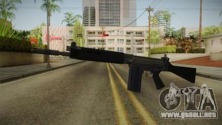 FN FAL Short Barrel para GTA San Andreas
