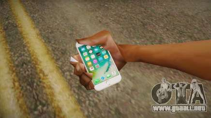 iPhone 7 Plus Gold para GTA San Andreas