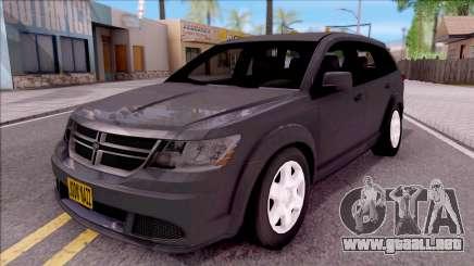 Dodge Journey 2009 para GTA San Andreas