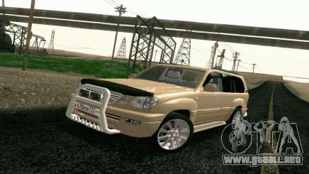 LEXUS LX470 Exclusive para GTA San Andreas