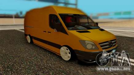 Mercedes Sprinter para GTA San Andreas