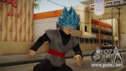 DBX2 - Goku Black SSJB v2 para GTA San Andreas