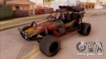 Chenowth FAV from Mercenaries 2: World in Flames para GTA San Andreas