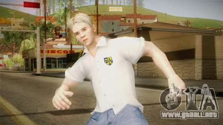 Trent Northwick from Bully Scholarship para GTA San Andreas