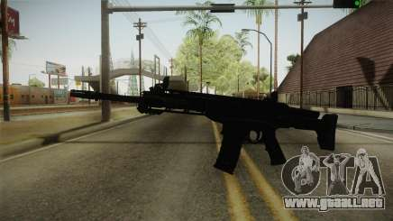 ACR Remington Assault Rifle para GTA San Andreas