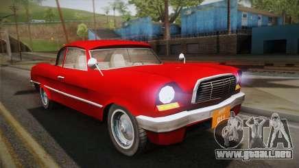 Driver: PL - Namorra para GTA San Andreas