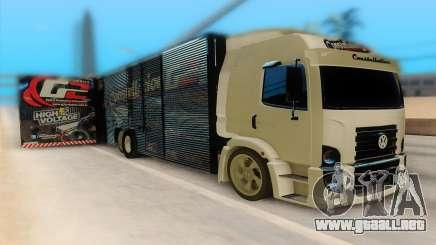 Volkswagen Constellation para GTA San Andreas