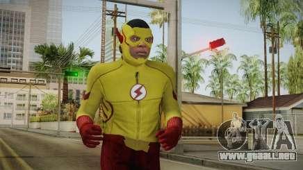 The Flash - Kid Flash para GTA San Andreas