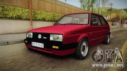 Volkswagen Golf Mk2 J para GTA San Andreas