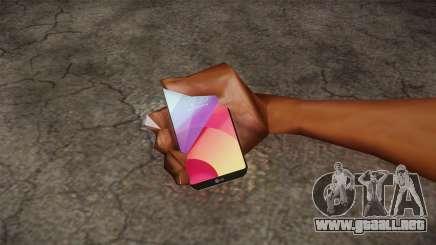 LG G6 para GTA San Andreas