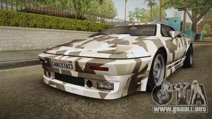 GTA 5 Ocelot Ardent PJ3 para GTA San Andreas