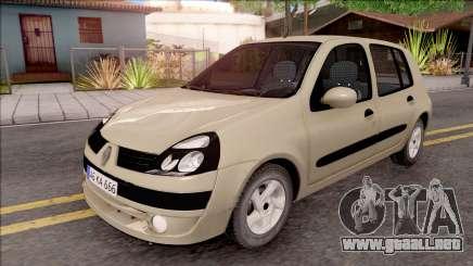 Renault Clio v1 para GTA San Andreas