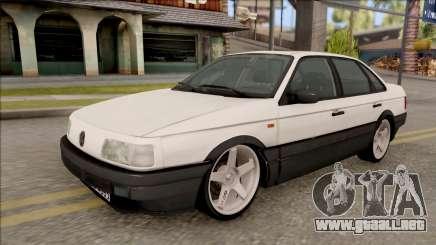Volkswagen Passat B3 Sedan para GTA San Andreas