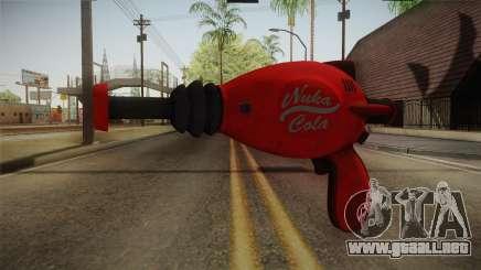 Nuka Cola Gun para GTA San Andreas