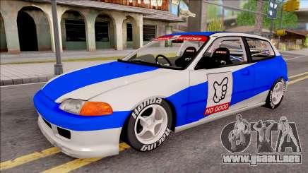 Honda Civic EG Kanjo para GTA San Andreas