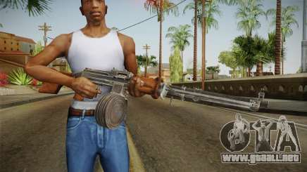 Battlefield Vietnam - RPD Light Machine Gun para GTA San Andreas