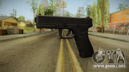 Glock 18 3 Dot Sight para GTA San Andreas