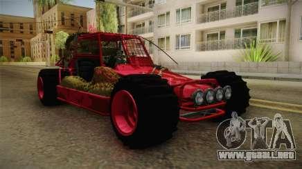 Dune FAV DLC GunRunning para GTA San Andreas