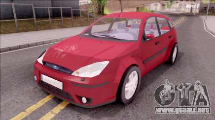 Ford Focus Hatchback para GTA San Andreas