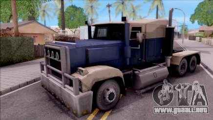 Custom Roadtrain para GTA San Andreas