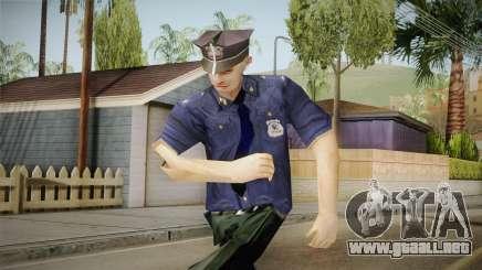 Driver PL Police Officer v3 para GTA San Andreas