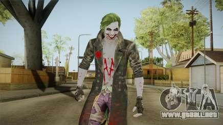Joker from Injustice 2 para GTA San Andreas