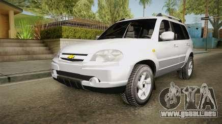 Chevrolet Vitara para GTA San Andreas