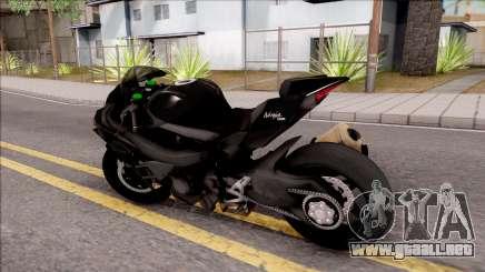 Kawasaki Ninja H2 2017 para GTA San Andreas