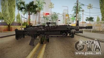 M249 Light Machine Gun v3 para GTA San Andreas