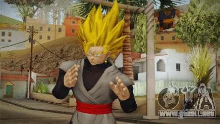 DBX2 - Goku Black SSJ2 v2 para GTA San Andreas