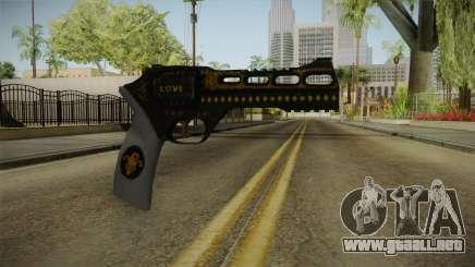 Harley Quinn Pistol para GTA San Andreas