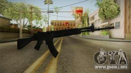 Beretta AR70-90 Assault Rifle para GTA San Andreas