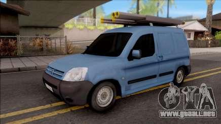 Citroen Berlingo Mk2 Van para GTA San Andreas