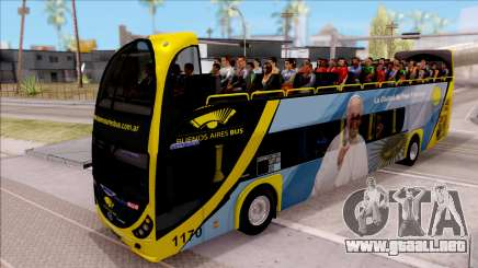 Scania Metalsur Starbus 2 Descapotable para GTA San Andreas