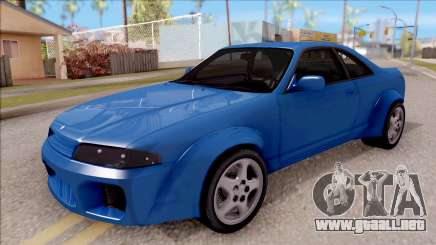 Nissan Skyline R33 Tuned para GTA San Andreas